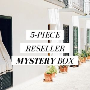 5 PC. Mystery Reseller Box